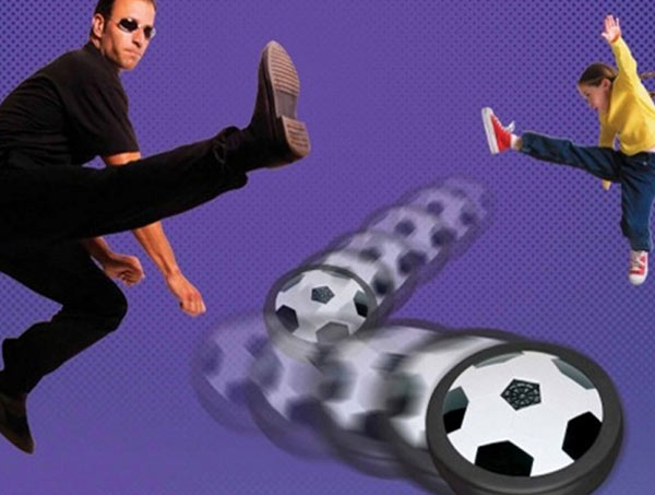 Air-Power-soccer-disk