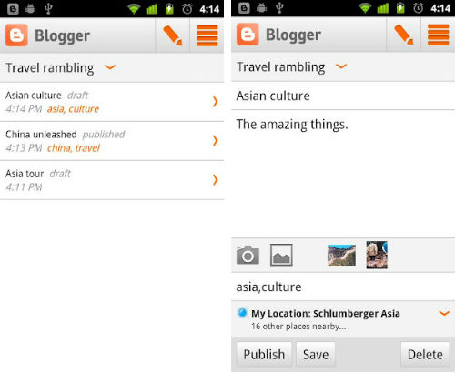 blogger-android