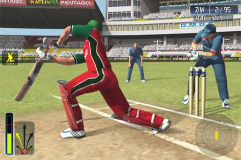 cricket games for android smartphones