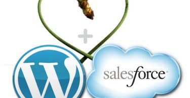 Integrating Salesforce with WordPress
