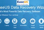 EaseUS Data Recovery Wizard Featured